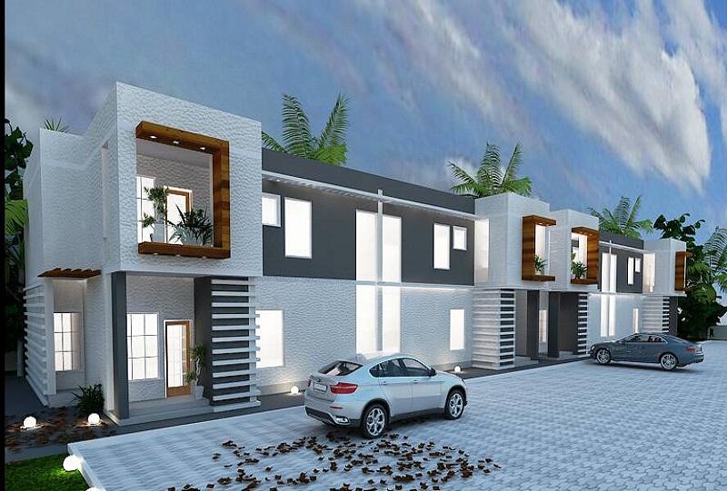 Palm-3bedroom Terrace