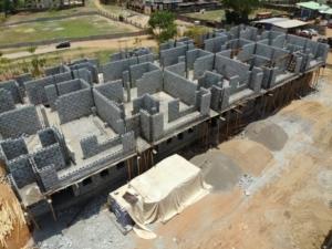 color code estate Abuja